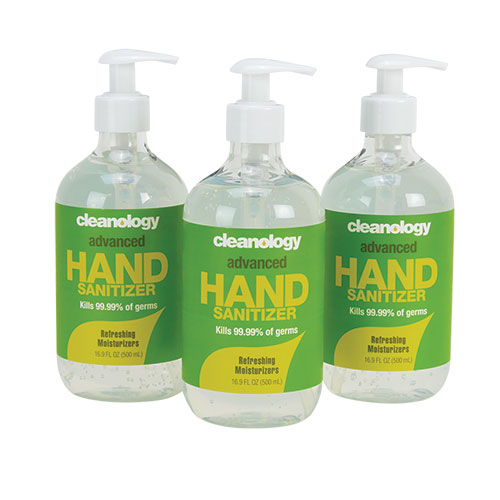 Cleanology Hand Sanitizer - 3 Pack