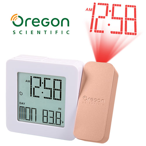Oregon Scientific RM338 Projection Clock with Temperature