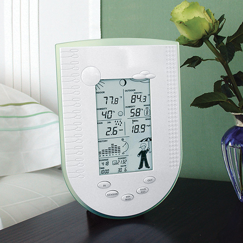 P3 International Weather Station with LCD Display
