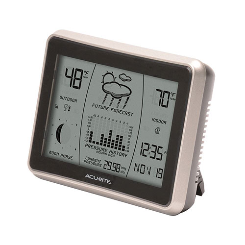 Acurite Wireless Weather Station with Forecast - including Moon Phase