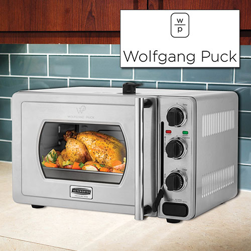 Wolfgang Pressure Oven