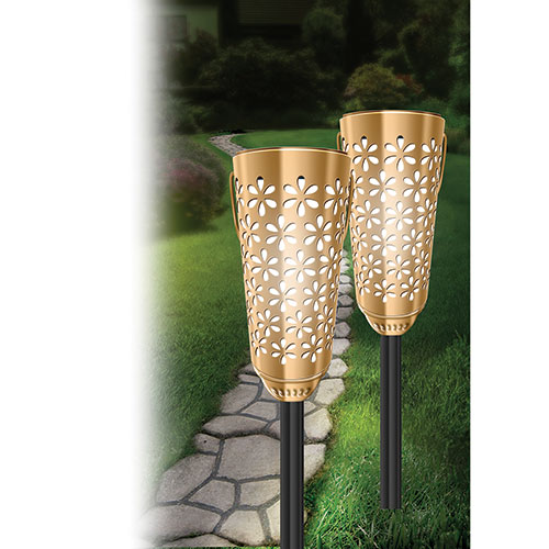 GTV 3-in-1 Nightfall Solar Lights