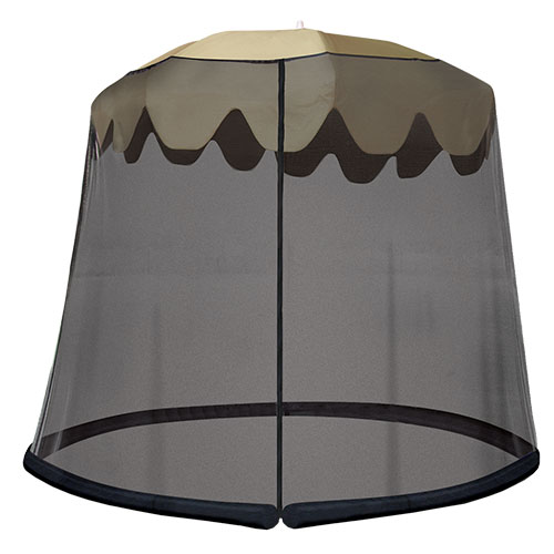 Patio Umbrella Flying Away: Heartland America: Umbrella Screen