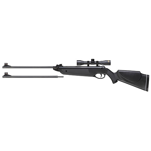 Beeman Black Cub Dual-Barrel Air Rifle