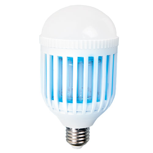 2 IN 1 Mosquito LED Bulb - Single