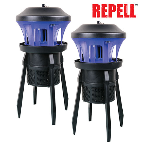 Repell Insect and Mosquito Trap - 2 Pack
