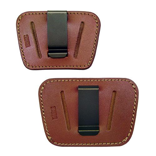 PS Products 036-Tan M/L Concealed Gun Belt Slide