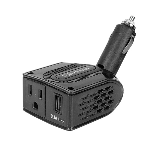 CyberPower CPS160PBU-R 160 Watt Power Inverter