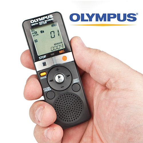 Olympus 2GB Digital Voice Recorder