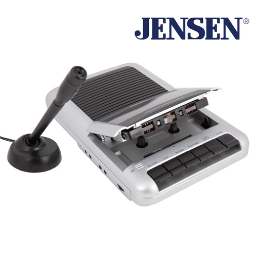 Jensen Cassette Player/Recorder