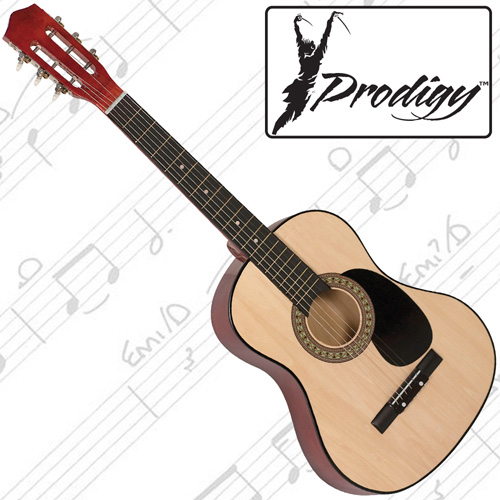 36 Inch Acoustic Guitar