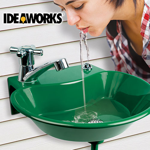2-In-1 Water Fountain Faucet