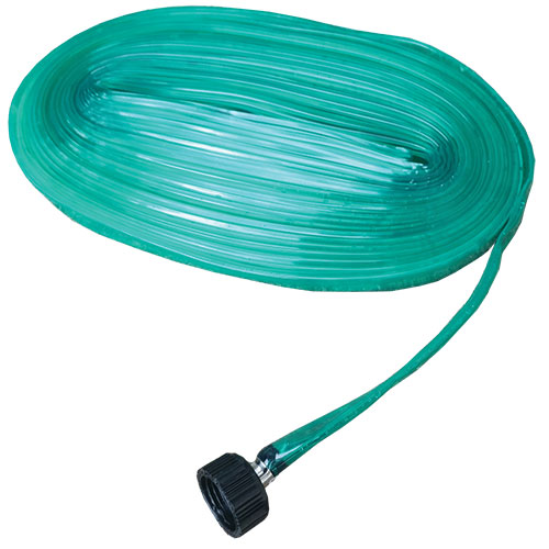 Dual-Purpose Sprinkler Hose