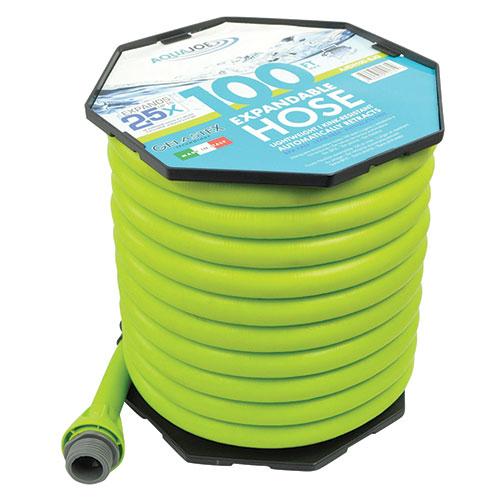 Aqua Joe 100' Gelastex Hose