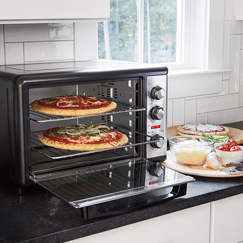 Hamilton Beach Countertop Convection Oven with Rotisserie