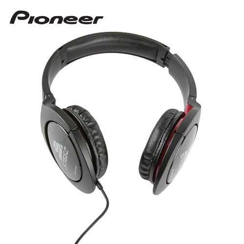 Pioneer Steez Headphones - Black
