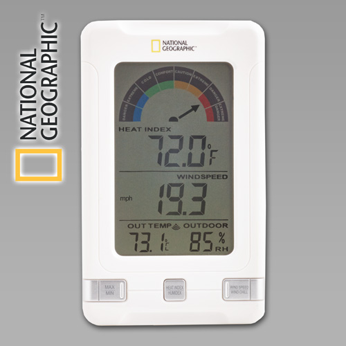 thermor wireless weather station manual