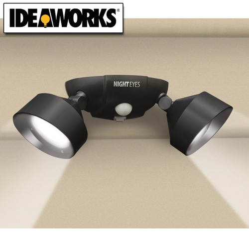 Twin Wireless Spotlights