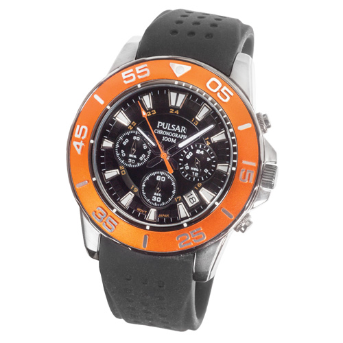 Pulsar Sports Chronograph Watch