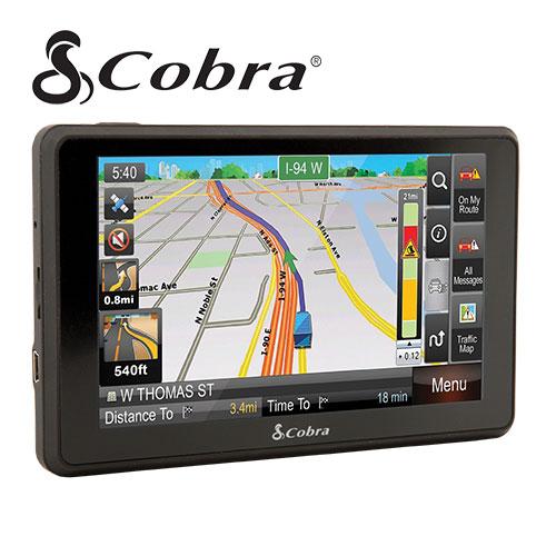 Cobra 6500 Pro HD GPS