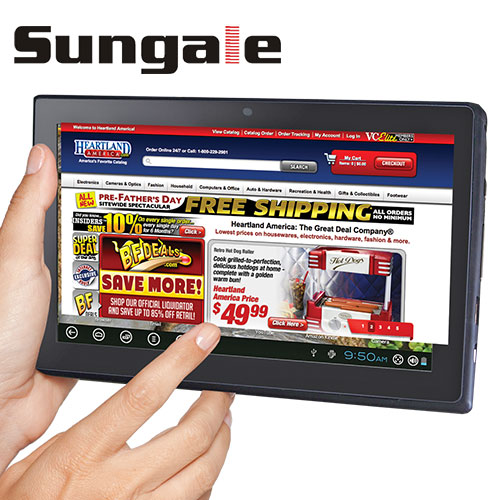 Sungale 7in 8GB Tablet