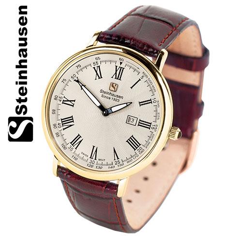 Steinhausen Dunn Horitzon Legacy Watch - Gold