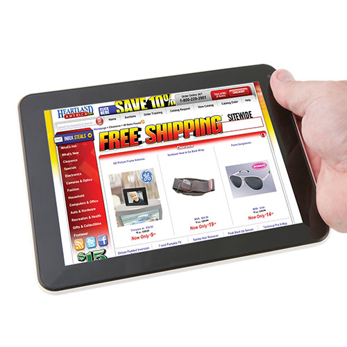 MiTraveler 8 inch Tablet PC