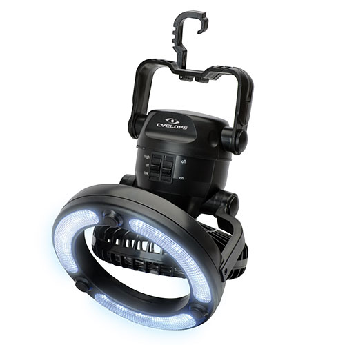 Cyclops LED Fan