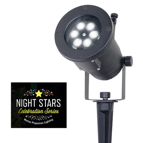 Night Stars Holiday Projection Lights