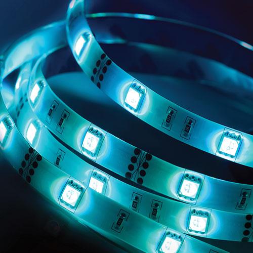 Color Changing LED Light Strip