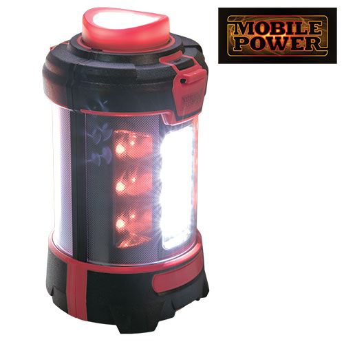 MobilePower 4059 Multi-Function Worklight with USB Charger