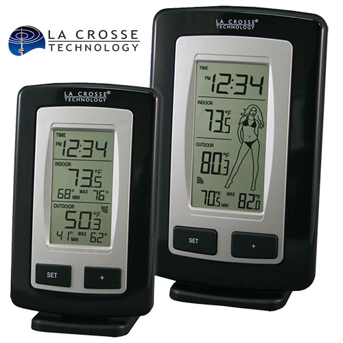 LaCrosse Technology Wireless Weather Center