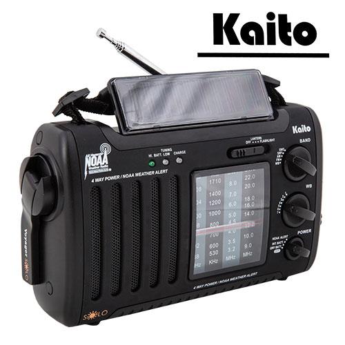 Kaito Voyager Solo Radio
