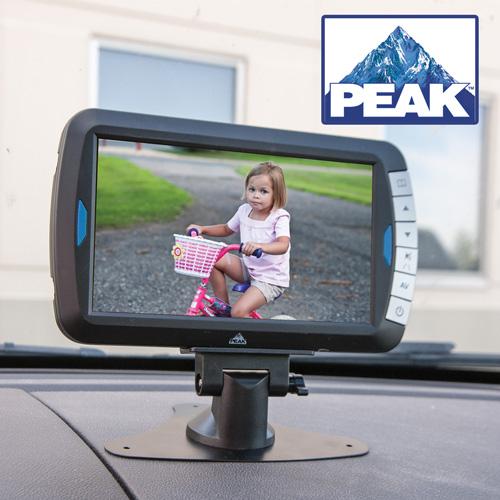 Peak Wireless Back-Up Camera