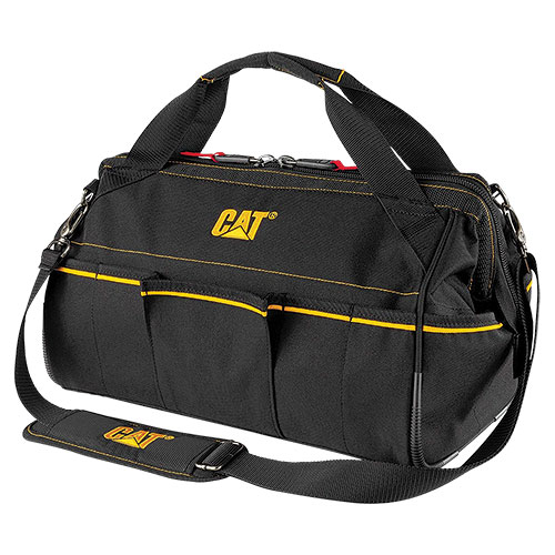 Caterpillar Wide-Mouth Tool Bag