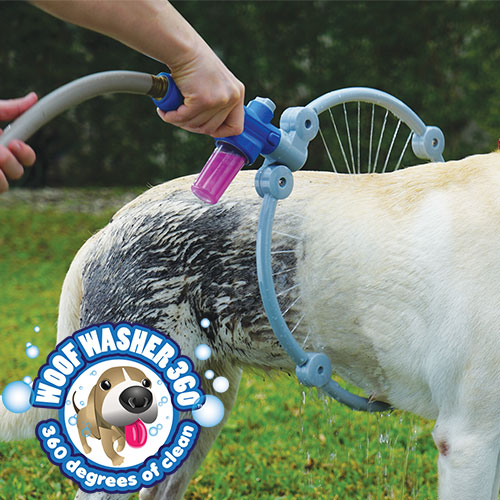 Woof Washer