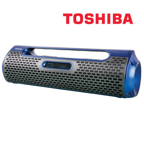 Toshiba Portable Rugged Bluetooth Speaker