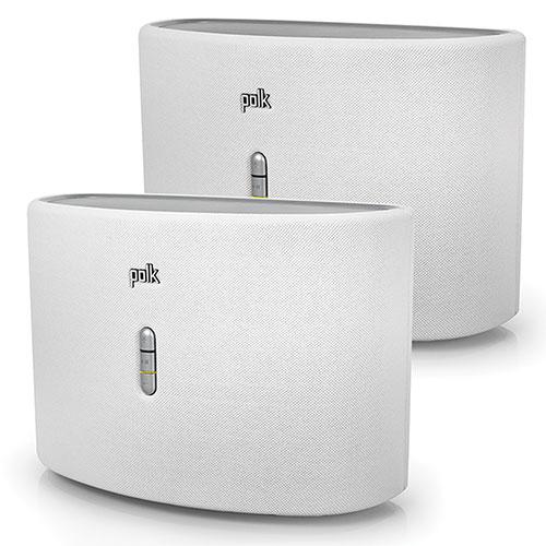 Polk Omni S6 White Wireless Speakers