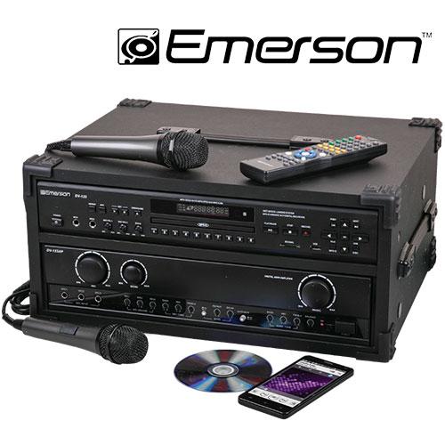 Emerson Karaoke System