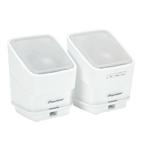Pioneer USB-Powered Computer Speakers