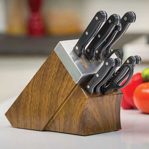 Chef's Edge Self Sharpening Cutlery