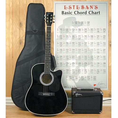 esteban guitar review lookup beforebuying. Black Bedroom Furniture Sets. Home Design Ideas