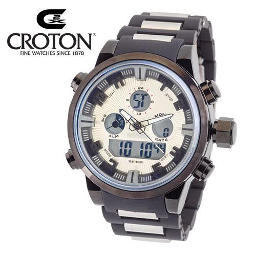 CX2 by Croton Analog/Digital Watch