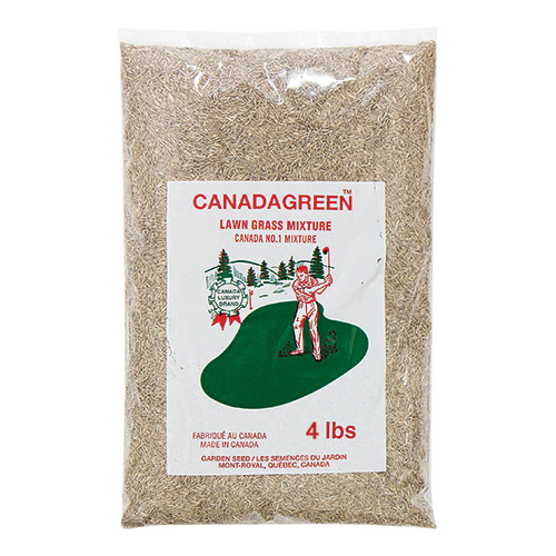 Canada Grass Seed - 4lbs.