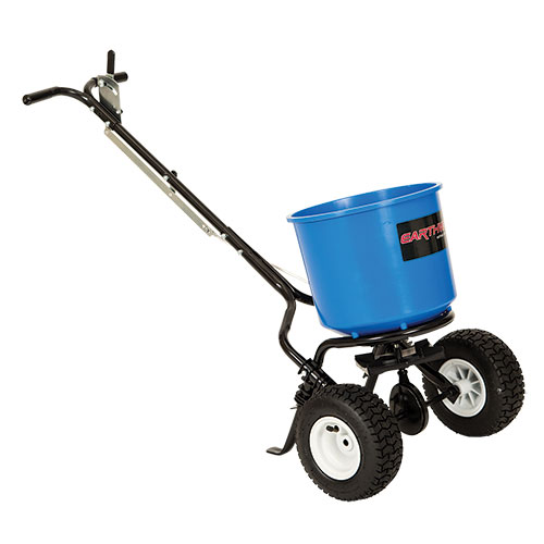 EarthWay 40-lb. Spreader with Pneumatic Wheels