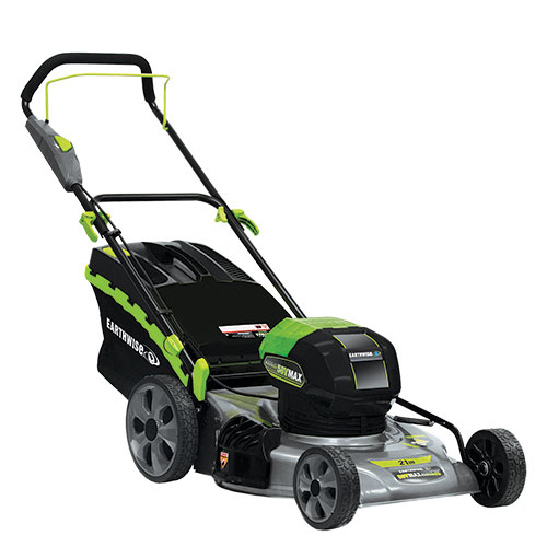 Earthwise 58V Li-ion 3-in-1 Mower
