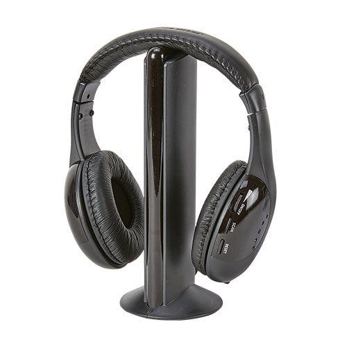 Sharper Image Airtune Wireless TV Headphones