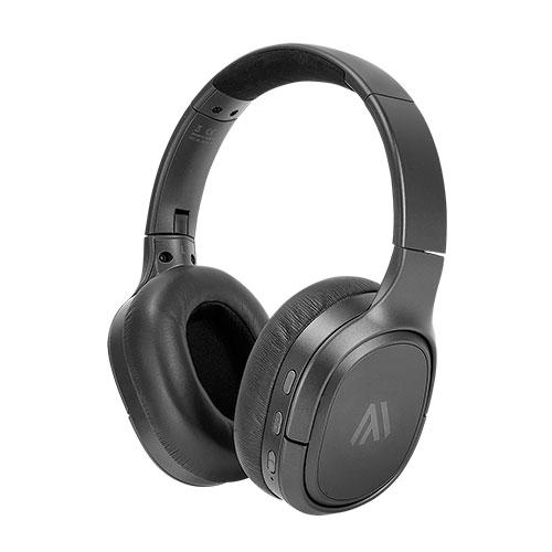 Altigo Wireless Bluetooth Headphones - Black