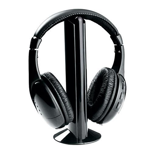 Naxa NE-922A Wireless Headphone System