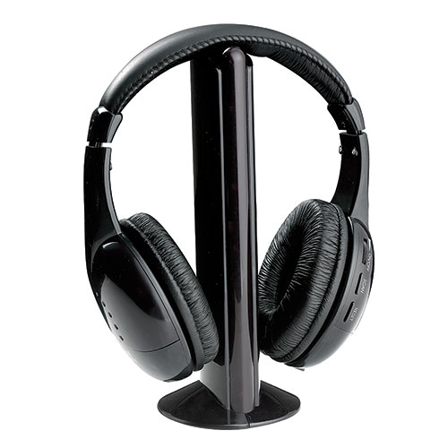 Power-To-Go WH1000 Wireless TV Headphones